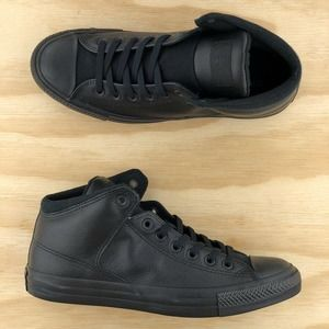 Converse Chuck Taylor All Star Street Black Size 9